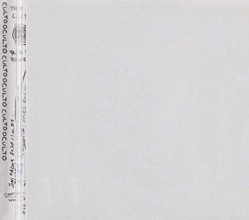 CD : CULTO OCULTO - Blanco