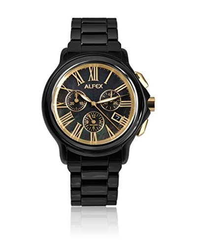 Alfex Reloj 5629_796 Negro Negro