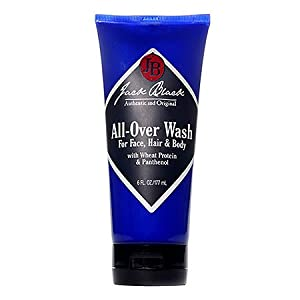 Jack Black All-Over Wash For Face, Hair & Body from Jack Black
