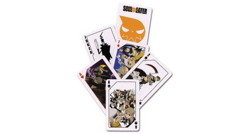 Soul Eater Playing Cards - 1
