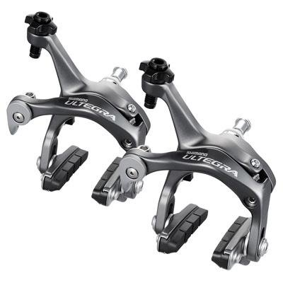 Buy Low Price Shimano Ultegra Front and Rear Caliper Road Bicycle Brake Set – BR-6700 (B006BKUH9M)