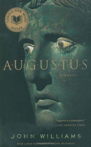 Buchseite und Rezensionen zu 'Augustus: A Novel (Vintage)' von John Edward Williams