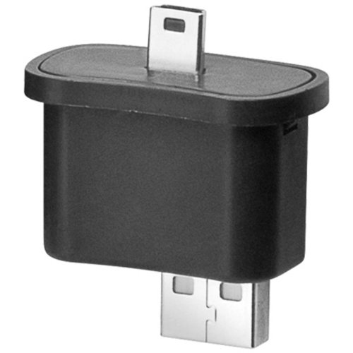 Adapter f&#252;r mini USB Ersatzadapter f&#252;r Ladestation 6-fach Multi f&#252;r HTC P6550 Apache Canary Faraday