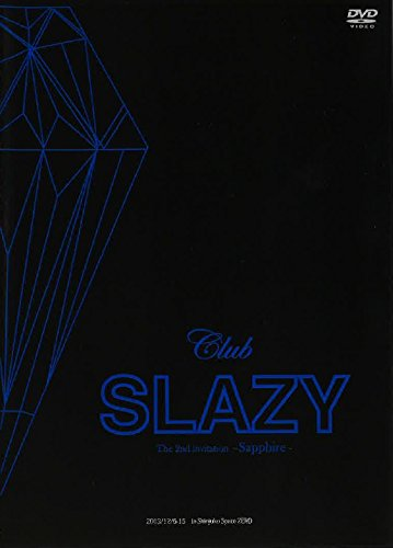 Club SLAZY The2nd invitation [DVD]