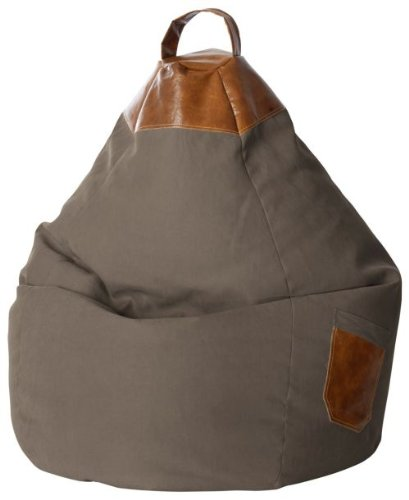 MAGMA Sitzsack Jamie Beanbag braun (Größe: XL, 220 l)