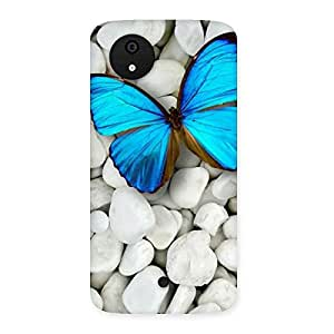 Awesome ButterFly Back Case Cover for Micromax Canvas A1