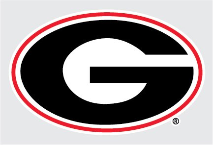 Georgia Bulldogs G LOGO 6