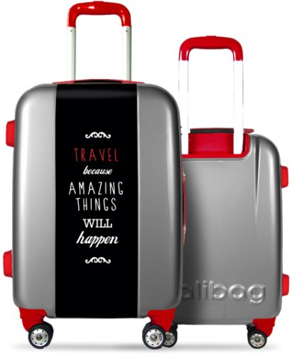 Les valises cabine tendance calibag mon bagage cabine for Le cabine progetta le planimetrie