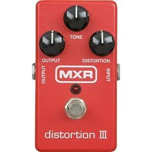 MXR M115 MXR Distortion III