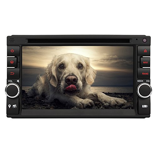 NAVISKAUTO-62-60-Doppel-Din-Autoradio-DVD-Player-Radio-GPS-Navigation-Naviceiver-Spieler-Stereo-Multimediasystem-Digital-Kapazitiv-Touch-Screen-Untersttzt-Bluetooth-bis-zu-64GB-SD-Karte-USB-Speicherst