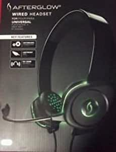Afterglow Prismatic Headset Wireless (Xbox 360/PS3/PC DVD)