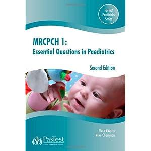 Mrcpch: Essential Questions in Paediatrics 41h1OB6KKaL._SL500_AA300_