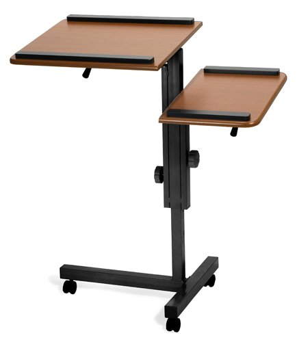 Buy Low Price Comfortable Multi-Purpose Laptop Stand Cherry/Black – OFM LCS-100-CHBK (B005LWOJ5Y)