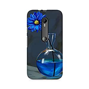 Mobicture Vase Premium Printed Case For Moto X Play