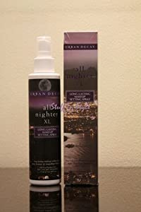 Urban Decay All Nighter XL Long Lasting Makeup Setting Spray 6 Oz.