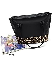 Hot Casual Fashion Women Shopping Handbags Leopard Print Casual Bag Simple Design Shoulder Bags Messenger Bags