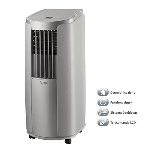 Condizionatore portatile deumidificatore aria climatizzatore regolabile P432