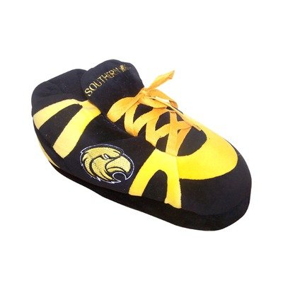 Cheap Southern Miss Golden Eagles Boot Slipper in Black / Yellow (SMS01SM)