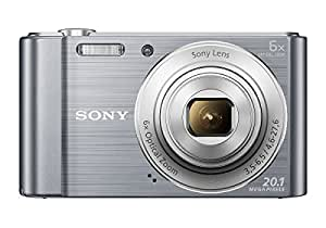 Sony Cybershot DSC W810/S 20.1MP Digital Camera  Silver                    available at Amazon for Rs.6350