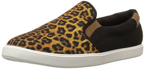 Crocs Citilane Slip-On Sneaker W, Mocassini Donna, Nero (Nero Leopardato), 37/38 EU