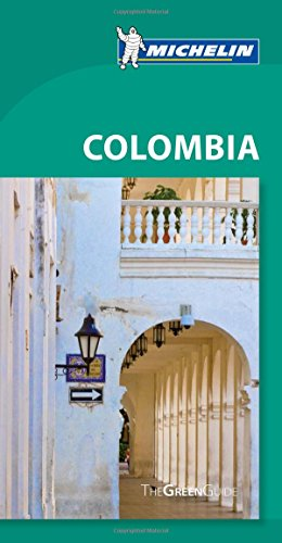Michelin Green Guide Colombia (Green Guide/Michelin)