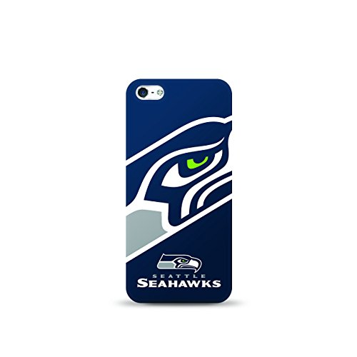 Mizco-Sports-TPU-Gel-Case-for-iPhone-5SSE-NFL-Seattle-Seahawks