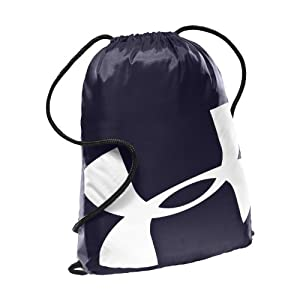 UA Dauntless Sackpack Bags by Under Armour One Size Fits All Midnight Navy