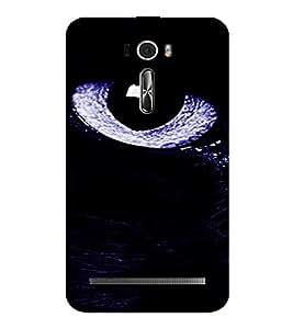 PrintVisa Eyes Design 3D Hard Polycarbonate Designer Back Case Cover for Asus Zenfone 2 Laser ZE601KL