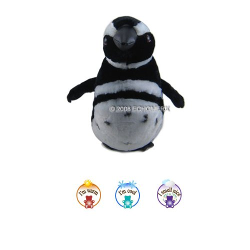 Aroma Penguin-Aromatherapy Stuffed Animal-Hot And Cold Therapy