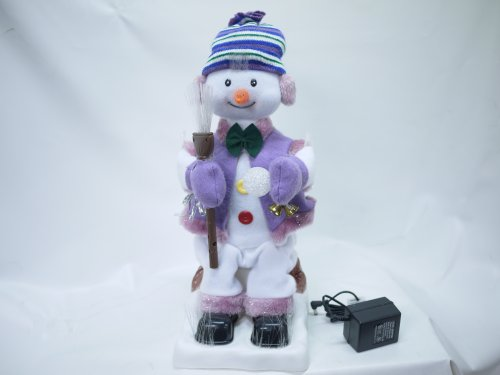 20 light up animated fiber optic snowman christmas decoration review - Fiber Optic Snowman Christmas Decorations