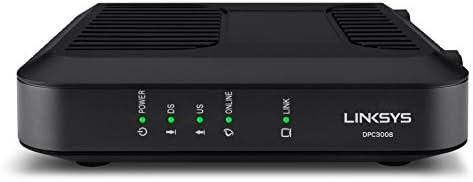 Linksys DOCSIS 3.0 Cable Modem (DPC3008-CC)