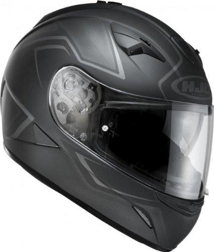 HJC tR-mC-sig 5F rollerhelm intégral taille l 59/60 cm) couleur :  noir mat