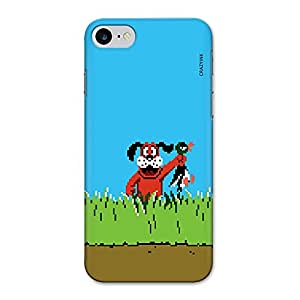 CrazyInk Premium 3D Back Cover for Apple Iphone 7 - DUCK HUNT
