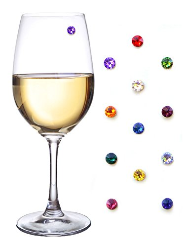 Simply Charmed wine charms