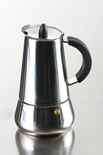 Imusa Coffee Maker How To Use : IMUSA B120-22069SET Stainless Steel Espresso Set with Stovetop Coffeemaker, New 94046220690 eBay