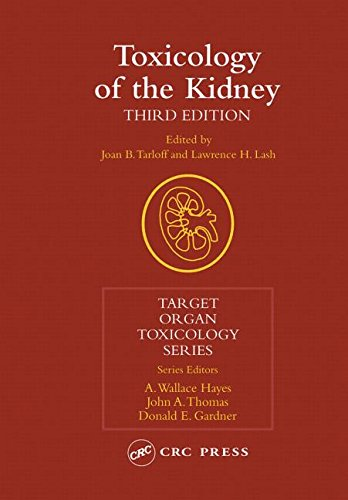 Toxicology of the Kidney, Third Edition (Target Organ Toxicology Series)