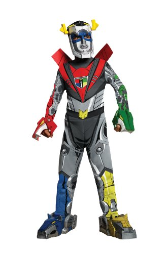 Voltron Force Defender of The Universe Deluxe Costume - Large