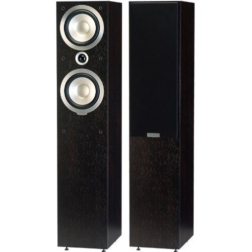 TANNOY MERCURY V4 FLOOR STANDING SPEAKERS (PAIR) (SUGAR MAPLE)