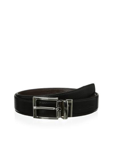 Leone Braconi Men's Minipaglia Reversible Belt