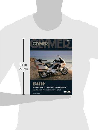 Clymer BMW K1200RS, GT & LT 1998-2010 (Clymer Motorcycle Repair)