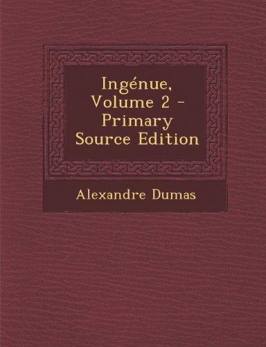 Ingenue, Volume 2