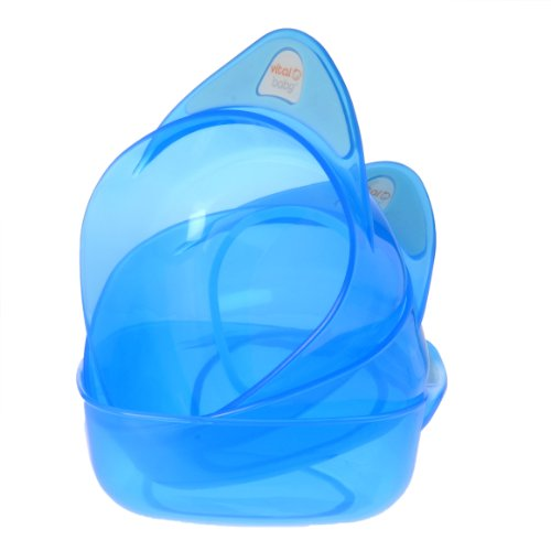 Imagen 5 de Vital Baby - Boles infantiles (3 unidades), color azul