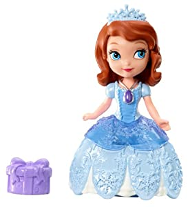 Amazon.com: Disney's Sophia the First: Celebration Sophia 3 inch Doll