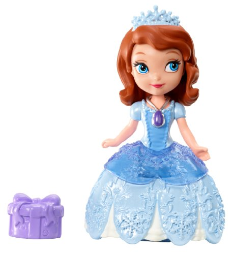 Disney's Sofia the First: Celebration Sophia 3 inch Doll - 1
