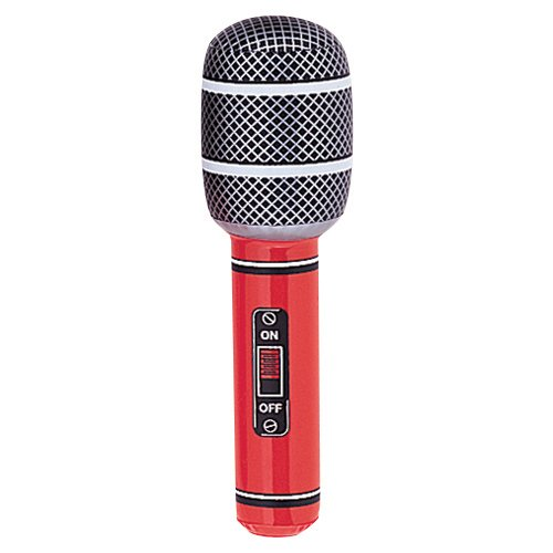 Unique Inflatable Microphone