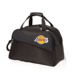 NBA Los Angeles Lakers Tundra Insulated Cooler Duffel Bags by Picnic Time