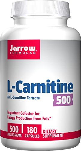 Formules de Jarrow L - Carnitine Tartrate 500mg,