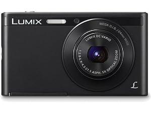 Panasonic Lumix XS1 16.1 MP Compact Digital Camera with 8x Intelligent Zoom (Black)