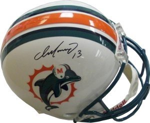 Dan Marino Autographed Hand Signed Miami Dolphins Full Size Replica Helmet- Marino... by Hall of Fame Memorabilia