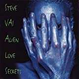 Alien Love Secrets (+Bonus) by Steve Vai (1997-01-29)